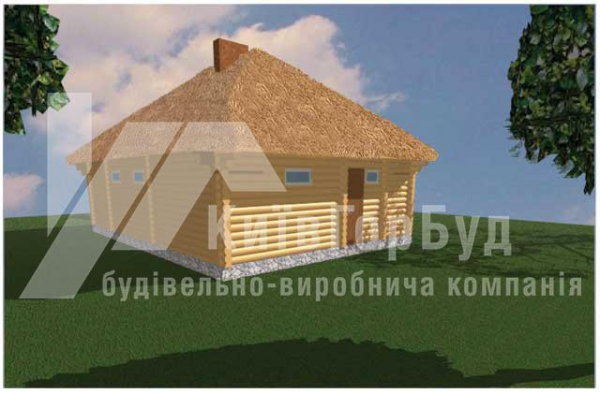 Wooden house project J-88 - image 3