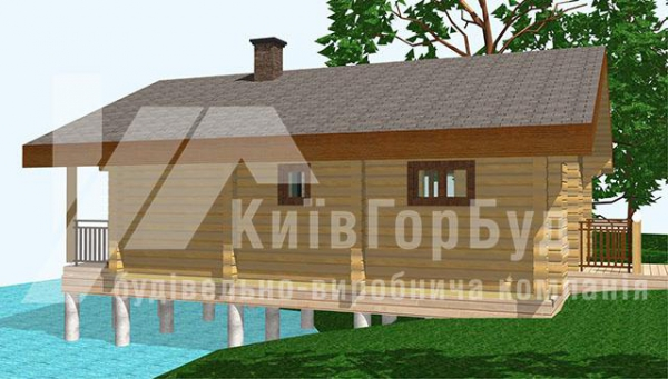 Wooden baths project V-56 - image 4